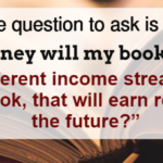 Revenue From A Book
