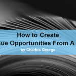 How to Create Revenue Opportunities From A Non-Fiction Book.