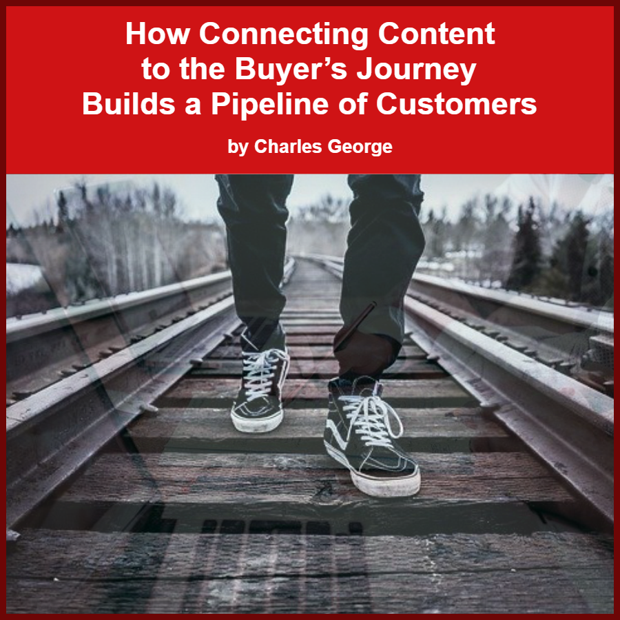 (Article) How to connecting the Buyers Journey Builds a Pipeline of Customers